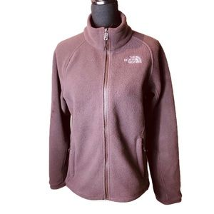 The North Face Brown Performance Fleece Medium